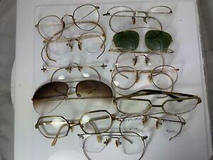 antique glasses frames
