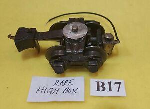 Lionel HIGH BOX Whistle Tender Wheel Truck, Scale prewar item, very nice!!!