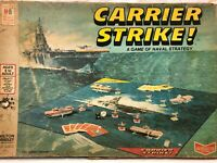 1977 Milton Bradley Carrier Strike Board Game REPLACEMENT PARTS