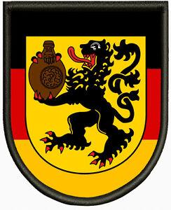 Wappen von Frechen Aufnäher, Pin, Aufbügler