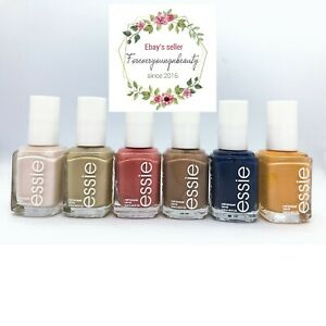 "ESSIE NAIL POLISH ""SPRING 2021 LIMITED EDITION COLLECTION"" *YOU CHOOSE COLOR*"