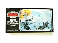 1980 Star Wars Hoth Ice Planet Adventure Board Game - Kenner