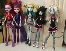 Paquete De Muñecas Monster High