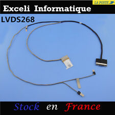 LCD LED ECRAN VIDEO SCREEN NAPPE DISPLAY EDP CABLE 30PIN P7NCN LVDS 6510KS00006S