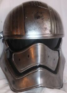 Adult Star Wars Captain Phasma Storm Trooper Talking Mask Costume Accessory