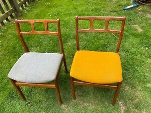 johannes andersen danish dining chairs
