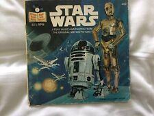 STAR WARS BOOK & RECORD  450