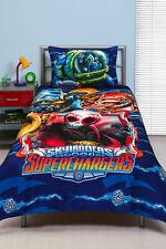 Skylanders Supercharged Kids Single Bed Quilt Cover Set   Reversible 2-in-1