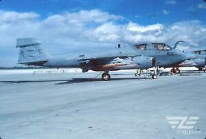 Original slide 158810 EA-6B U.S. Navy, 1986