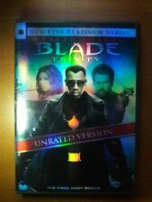 """""""BLADE TRINITY"""" 2-Disc DVD Loaded With Special Features!"""