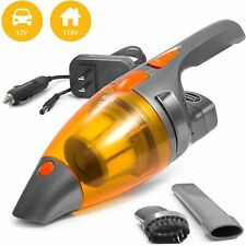 cordless handheld vacuum rechargeable home / car vacuum cleaner mini AC DC