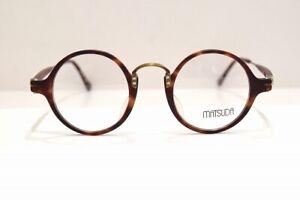 Rare MATSUDA Vintage Round Glasses Frame Rare New Sunglasses