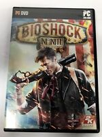 Bioshock: Infinite (PC DVD-ROM, 2013) - U.S. Retail Version Complete!