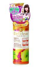 Meishoku Detclear Bright & Peel Fruits Peeling Jelly 180 mL Mixed fruit Japan