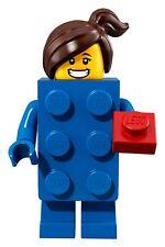 LEGO® Minifigures 71021 Serie 18 No 3 Blue Brick Girl