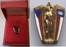 Orig.Winner pin   CZECHOSLOVAKIA Champion 1966/67  //  in Box  !!  EXTREM RARE