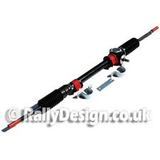 Ford Escort MK2 RHD Heavy Duty Steering Rack 2.2 Ratio - NEW - Race Rally RD801