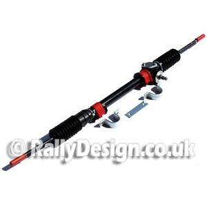 Ford Escort MK2 RHD Heavy Duty Steering Rack 2.2 Ratio - NEW - Race Rally RD801