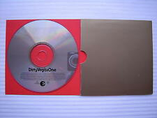 Dirty Vegas - One, **10 TRACK** PROMO COPY DJ CD 2003 Gatefold Sleeve