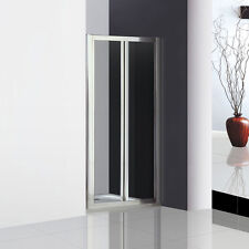 1000x1850mm Walk In Pivot Double Shower Door Enclosure Glass Screen Cubicle NS10
