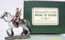 KING & COUNTRY GERMAN CAVALRY GC007 MOUNTED SOLDIER MIB