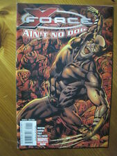 "X-FORCE  ""AIN'T NO DOG""  ONE-SHOT . By HUSTON & AARON. MARVEL 2008"