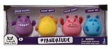 Panda-a-Panda #Pandatude Mood Figure 4-Pack