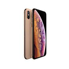 Apple iPhone XS MAX 64 Go Or (Sans Simlock) immédiatement disponible-neuf dans sa boîte