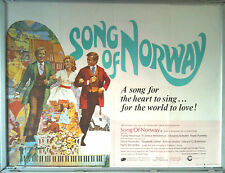 Cinema Poster: SONG OF NORWAY 1970 (Main Quad) Florence Henderson