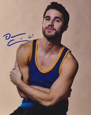 Darren Criss signed 8x10 photo