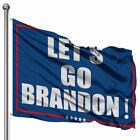 Внешний вид - Let's Go Brandon Flag 3x5Ft Funny FJB Anti Joe Biden 2021 Garden Gift House Flag