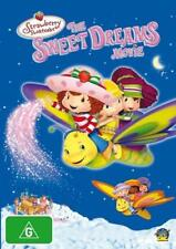 Strawberry Shortcake : The Sweet Dreams Movie DVD CGI kids girls TV cartoon cute