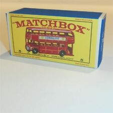 Matchbox Bus Vintage Diecast Cars, Trucks & Vans