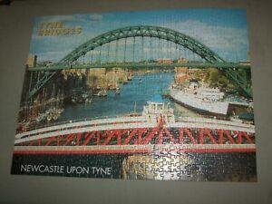 Tyne Bridges Northumbrian Jigsaws  750 Piece Jigsaw