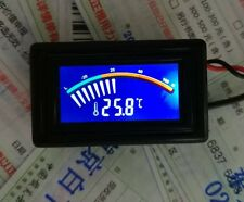 DC 5V~24V LCD Thermometer Temperature Meter For Water Liquid Cooler System