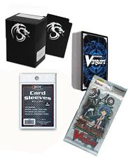 Cardfight! Vanguard *Genesis* 50 Cards Player Kit Deck Box & Sleeves, Pack