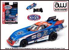 Auto World New NHRA Robert Hight Camaro Auto Club Funny Car Also Fits AW, AFX