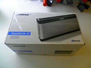 Bose Sound Link 3 kaum gebrauch aus unserer Ferienwohnung