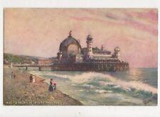 Nice Palais de la Jetee Promenade France [Tuck 7475] Vintage Postcard 808a