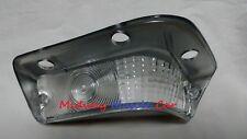 LH front drivers turn signal / parking light lamp lens 68 Pontiac GTO LeMans