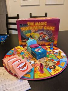 Drummond Park THE MAGIC TOOTH FAIRY GAME  Board Game / Boxed