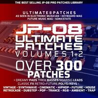 300+ ROLAND JP-08 ULTIMATE PATCHES • #1 Bestseller • Easy USB Install • LISTEN