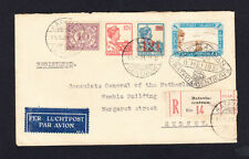 Dutch East Indies Philatelic Covers