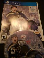 -EA SPORTS NHL 17 sony playstation [PS4], free shipping!, disc/artwork only~---