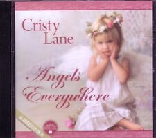 CRISTY LANE Angels Everywhere AS SEEN T.V. CD MY REDEEMER I HAVE A DREAM WHY ME