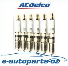 6 x Spark Plug Mazda Tribute YU08 3.0L 6 CYL AJ 2000 -2006 R42LTS