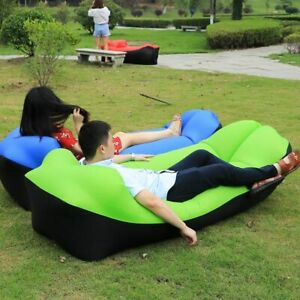 Fast Outdoor Inflatable Air Sofa Bed Good Quality Lazy Air Bag
