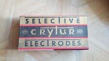 Crytur Fluoride Electrode TYP 09-17 Monocrystaly Turnov NoS