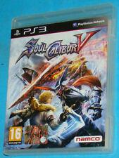 Soul Calibur 5 V - Sony Playstation 3 PS3 - PAL