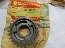 Suzuki PE175 RM100 RM125 RS175 1978-1996 nos 4th gear driven  24341-41303